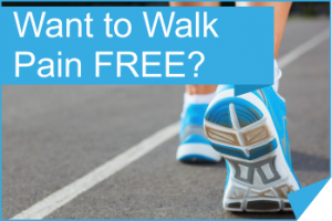 Walk Pain FREE in Brisbane City and Ashgrove