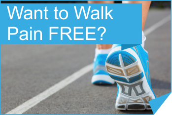 Walk Pain FREE in Brisbane City and Ashgrove