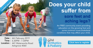 Free Community Event in Ashgrove