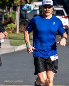 Cheyne Murphy Ultraman Triathlon